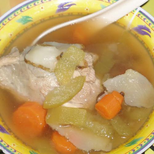 清火节瓜汤