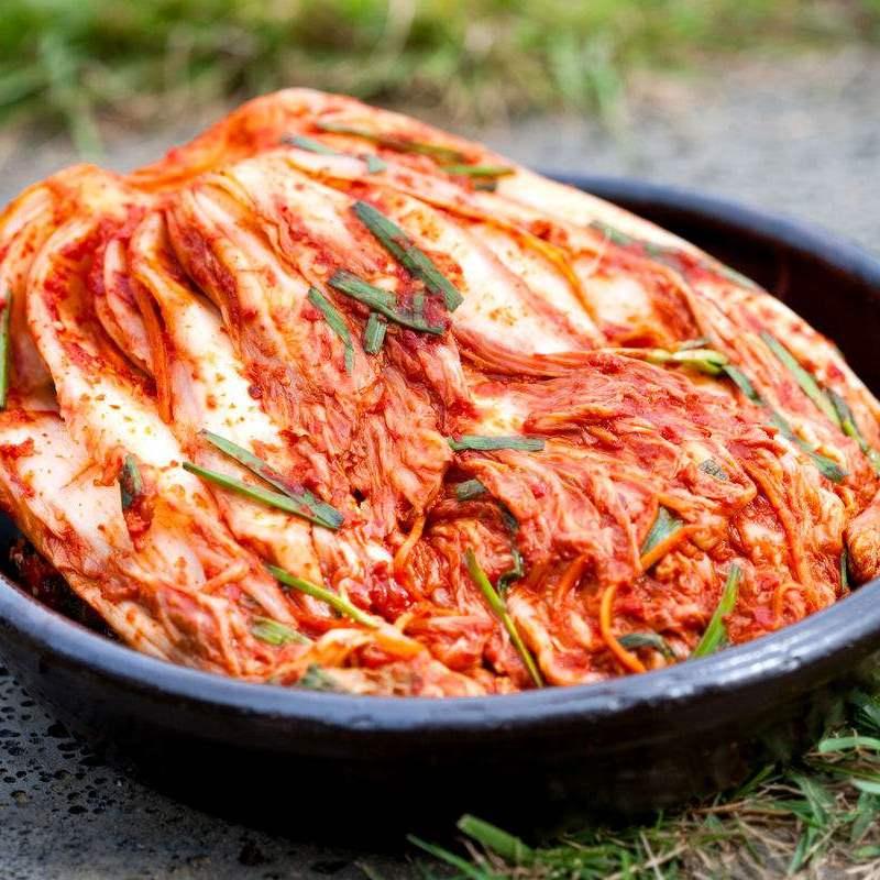 正宗韩国泡菜的制作方法