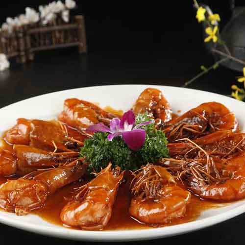 喜欢吃潜江五七油焖大虾
