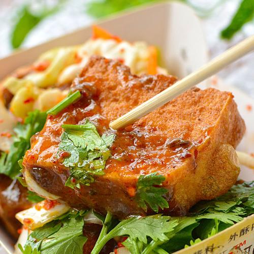 自制臭豆腐做法
