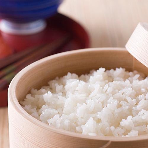 快手微波炉蒸米饭