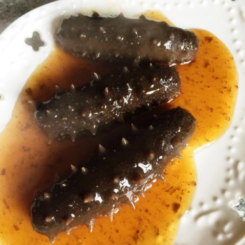 健康的葱烧海参做法