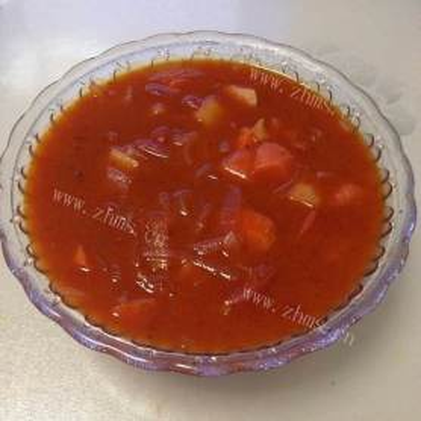 简单易做的罗宋汤