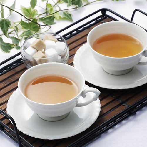 营养的荞麦茶