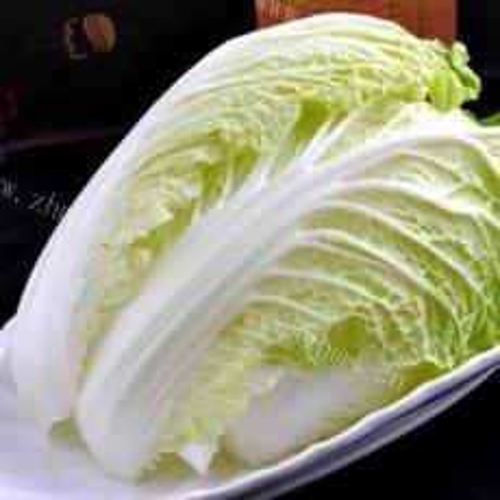 好吃的烟筒白菜