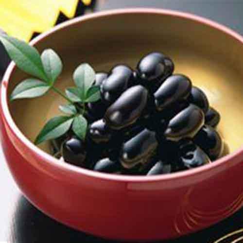 健康醋黑豆