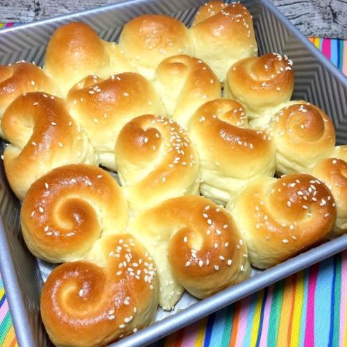 脆底小面包