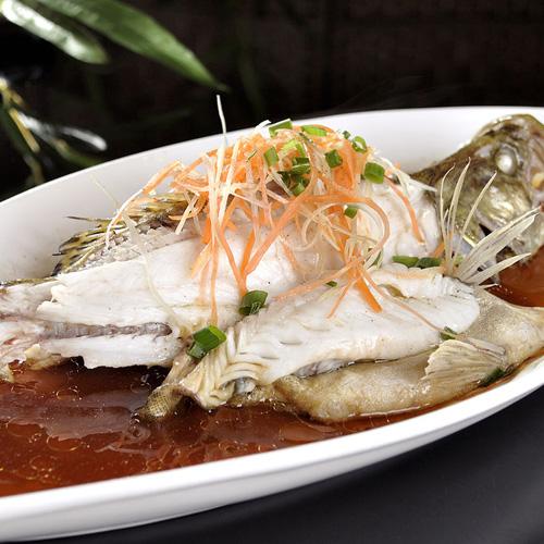 易做的清蒸鳜鱼