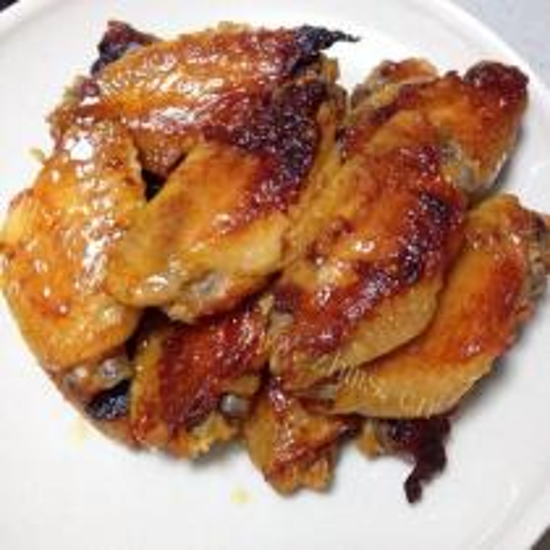 电饼铛烤鸡翅