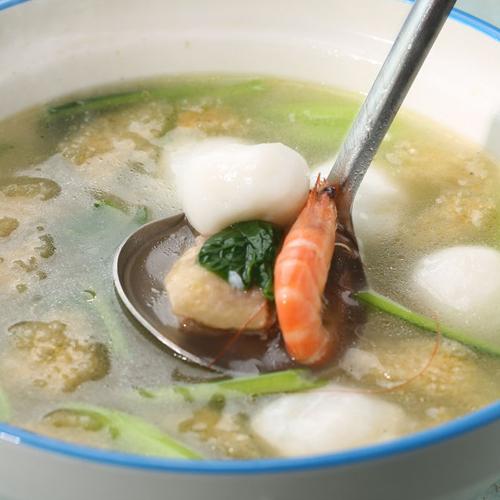易做的三鲜汤