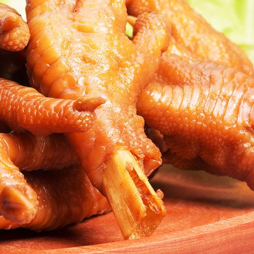 美味的卤鸡爪的做法