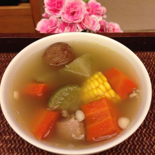 自制七日瘦身汤