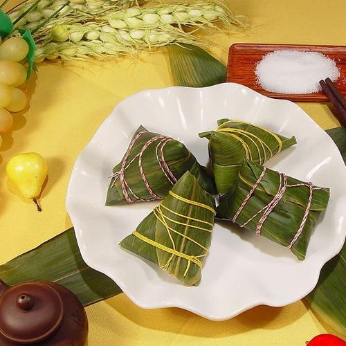 传统四角粽