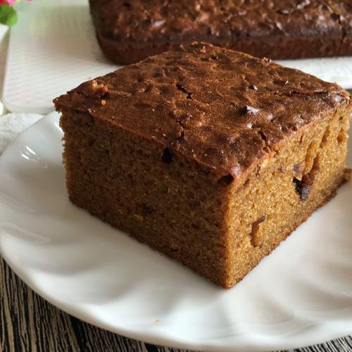好味的红枣蛋糕