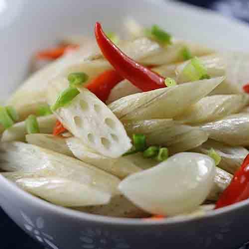 #特色菜#酸辣藕带