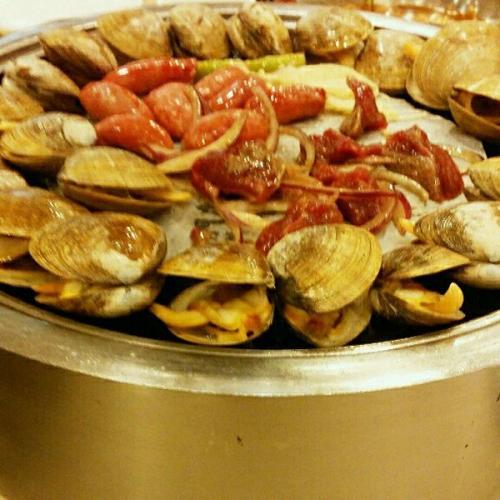 香味四溢的韩式烤肉