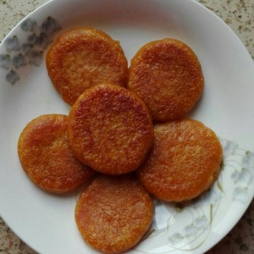 美味的南瓜饼的做法