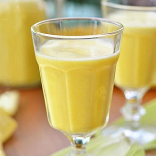 芳香四溢的玉米汁