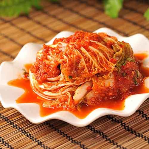 十分诱人的韩国泡菜