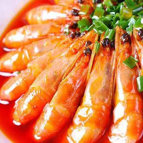鲜美无比的潜江五七油焖大虾