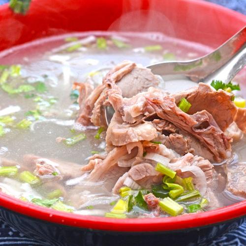 简单羊肉汤