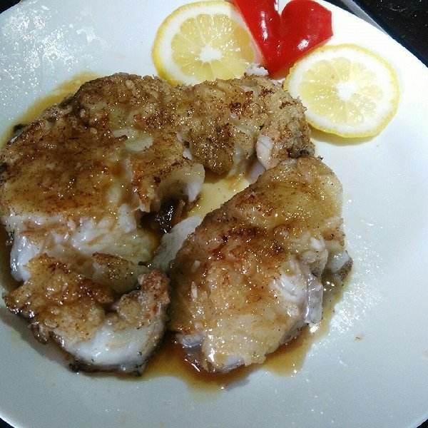 香煎银鳕鱼