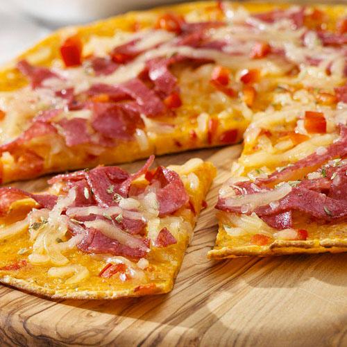 美味披萨饼