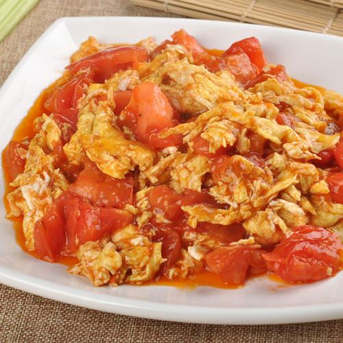 回味无穷的西红柿炒鸡蛋