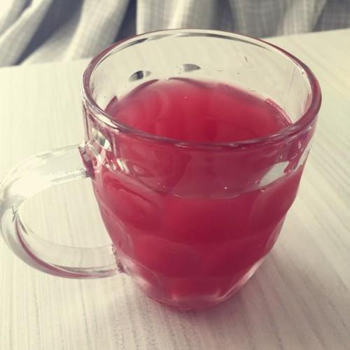 清香的清肠茶