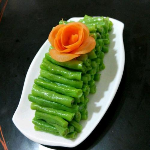 #DIY美食#清炒豆角