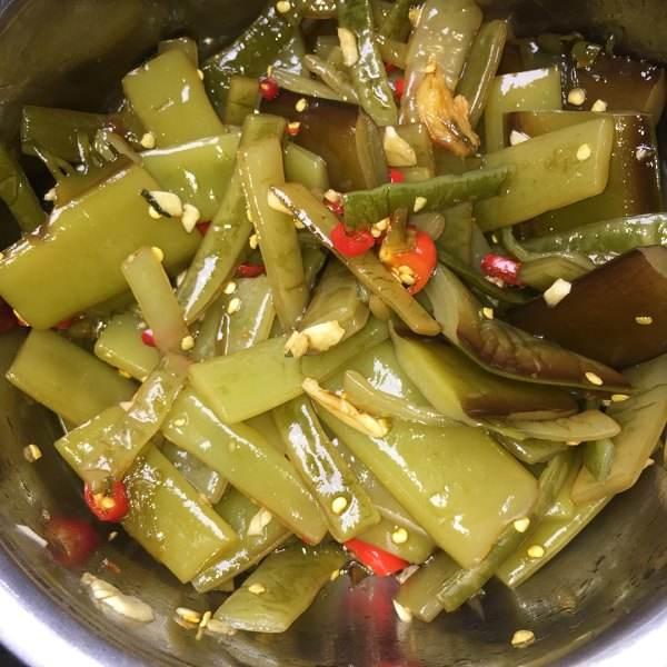 凉拌海白菜