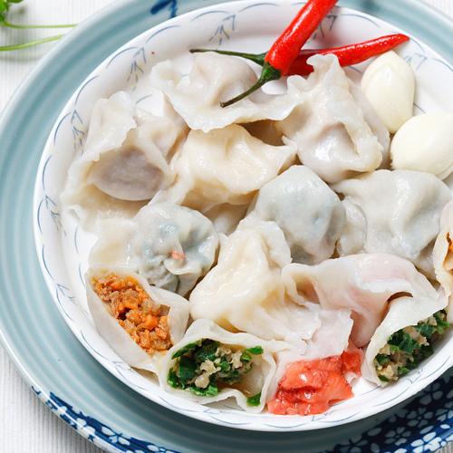家庭茴香苗饺子