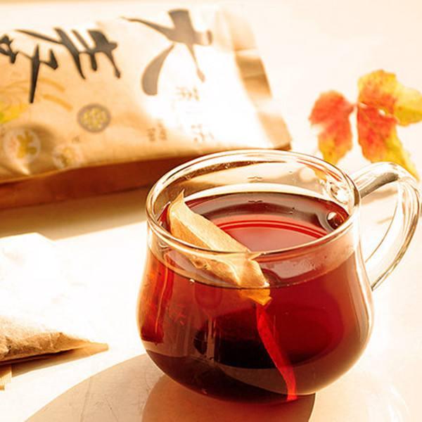 清香的大麦茶
