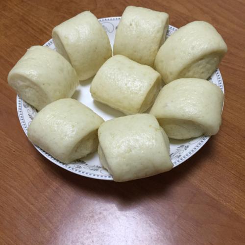 牛奶燕麦馒头