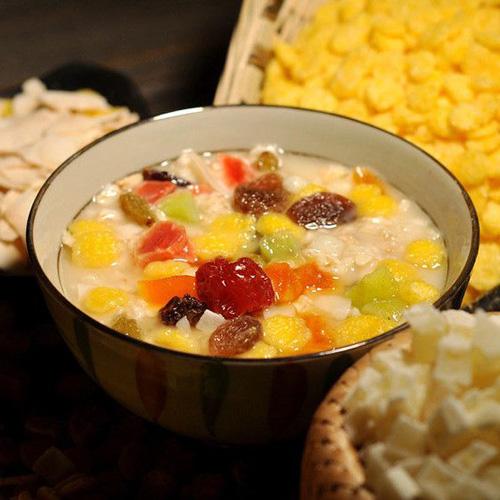 美味早餐四季养生粥