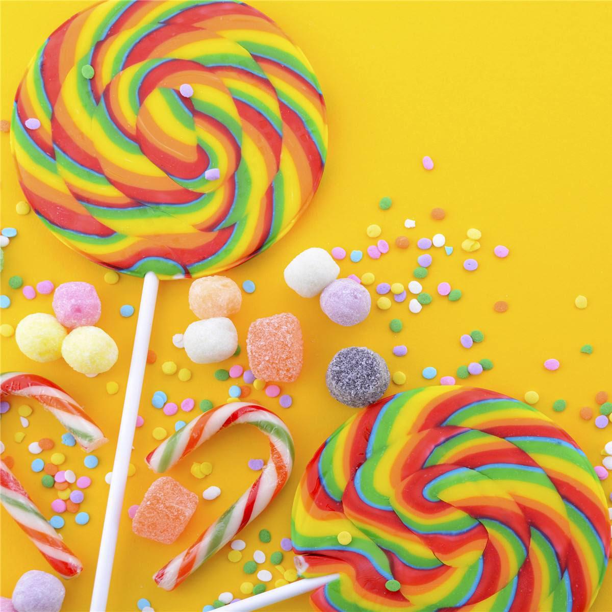 美味的棒棒糖