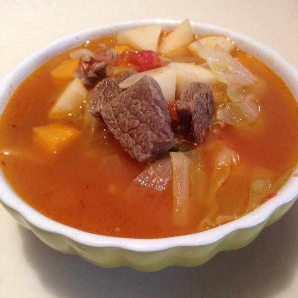 家常牛肉罗宋汤