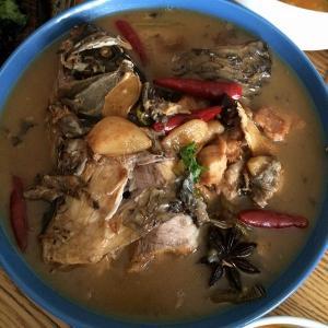 好吃的红枣黑豆炖鲤鱼