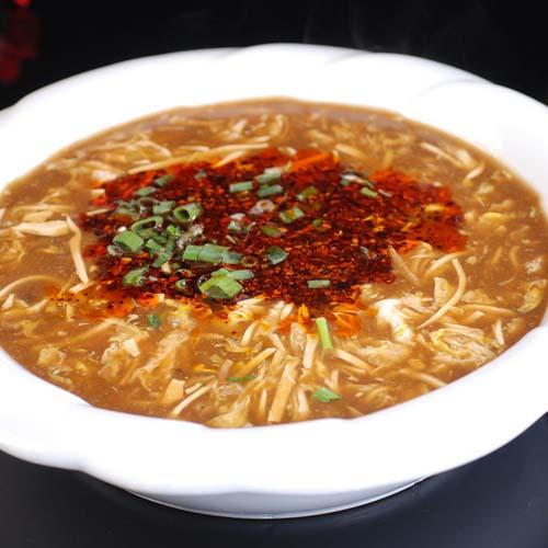 美美厨房之酸辣汤