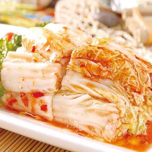 美味的韩国泡菜的制作方法