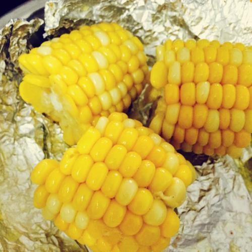 黄油水果玉米