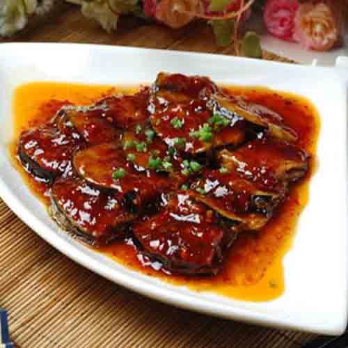 #DIY美食#茄盒