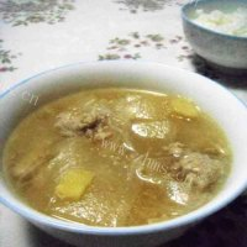 好喝的冬瓜牛肉丸子汤