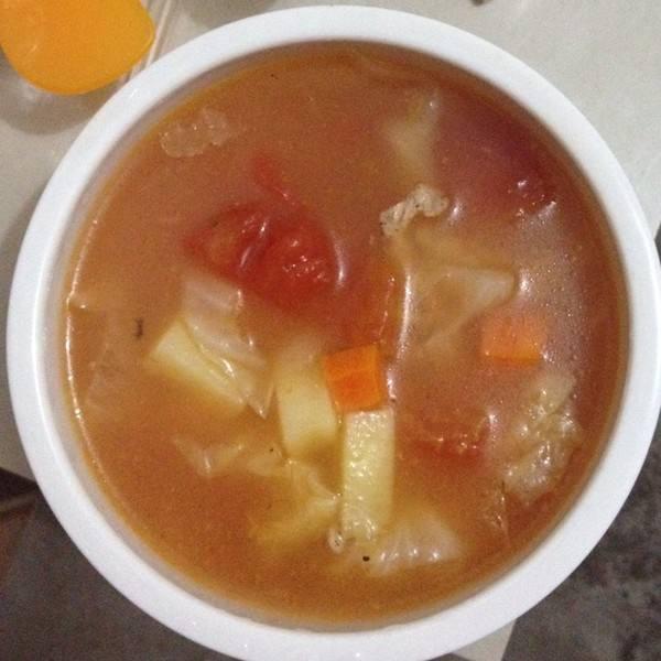 养生牛肉罗宋汤