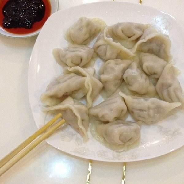 猪肉茴香水饺