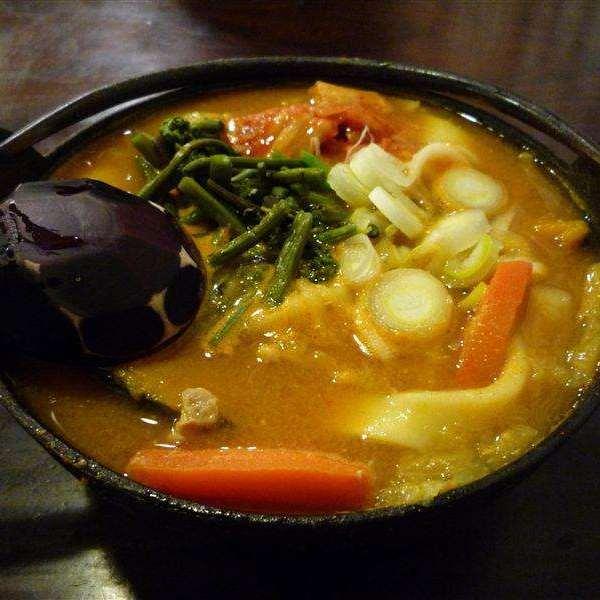 暖胃味噌汤