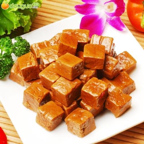 自制五香豆腐干