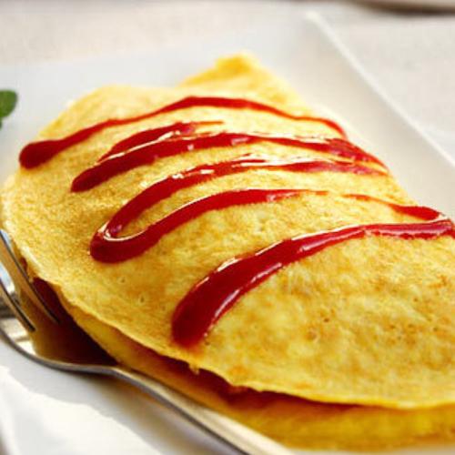 好吃的韩式蛋包饭