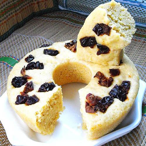 【美味可口】玉米面发糕