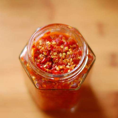 下饭的蒜蓉辣椒酱的做法